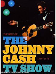 Johnny Cash TV show on DVD