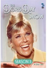 The Doris Day Show  season 3 DVD