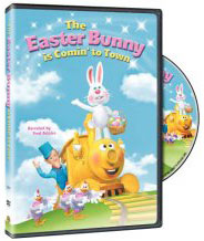 Easter Bunny TV Show on DVD