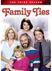 Family Ties on DVD