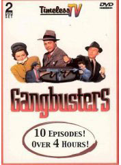 Gangbusters on DVD