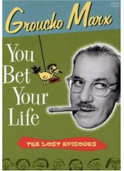 Groucho Marx on DVD