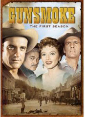Gunsmoke Season one on DVD