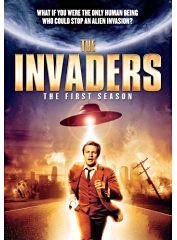 The Invaders TV Show on DVD
