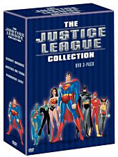 Justice League with Batman on DVD