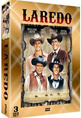 Laredo on DVD