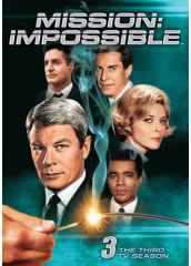 Mission Impossible on DVD