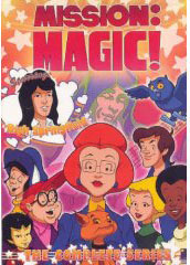 Mission Magic on DVD