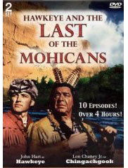 Last of the Mohicans on DVD