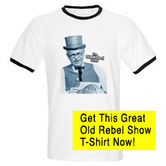 Old Rebel Show T Shirts