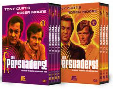 The Persuaders on DVD