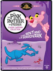 Pink Panther on DVD