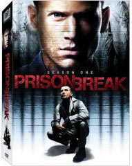 Prison Break season 1 on DVD