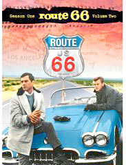 Route 66 season 2 on DVD