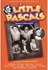 little rascals / Our Gang on DVD