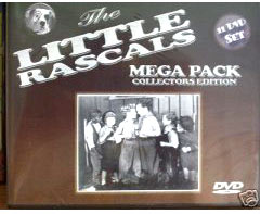 Our Gang / Little Rascals on DVD