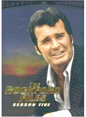 Rockford Files on DVD