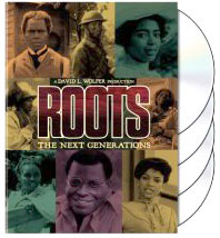 Roots The Next Generations on DVD