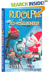 Rudolph TV Special book