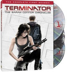 Sarah Connor Chrinicles on DVD