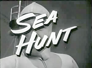 Sea Hunt TV show