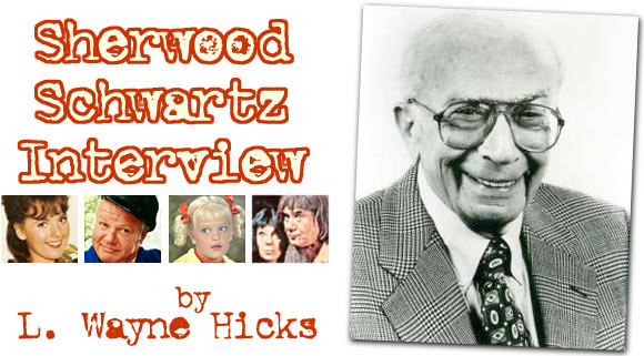 Sherwood Schwartz Interview