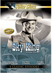 Sky King on DVD