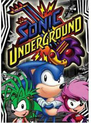 Sonic Underground on DVD