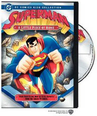 Superman Animated on DVD