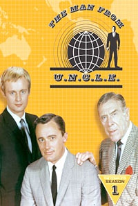 Man From UNCLE on DVD