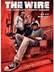 The Wire on DVD