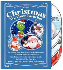 Classic Christmas Specials on DVD