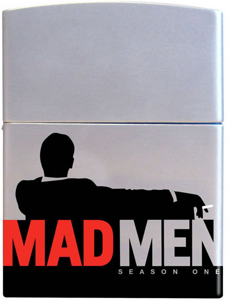 Mad Men on DVD