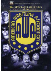 AWA TV Wrestling DVDs