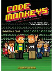 Code Monkeys on DVD