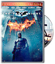 Batman The Dark Knight on DVD