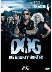 Dog The Bounty Hunter  on DVD
