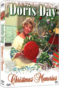 Doris Day Christmas Shows on DVD