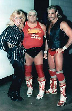 Magnum TA & Dusty Thodes / 1`980's wrestling