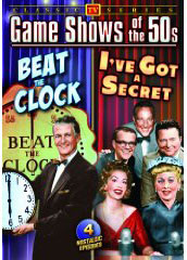 Game Shows on DVD