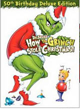 Grinch Stole Christmas on DVD
