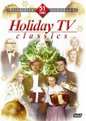 Christmas TV shows on DVD