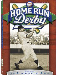 Homerun Derby on DVD