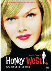 Honey West on DVD