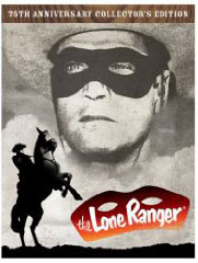 Lone Ranger on DVD