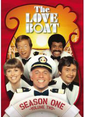 The Love Boat on DVD