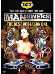 Manswers on DVD
