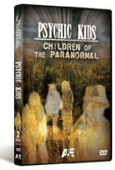 Psychic Kids on DVD