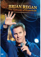 Brian Regan on DVD