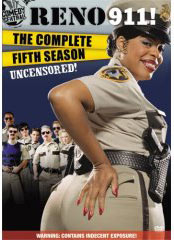 Reno 911 on DVD